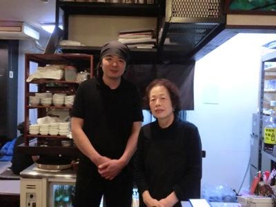店長&おかみさん.JPG