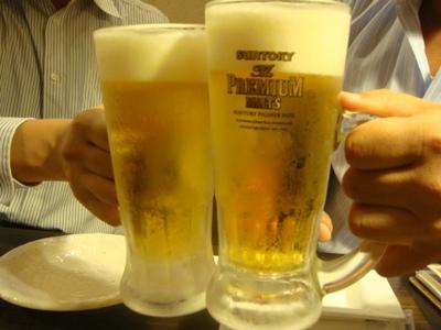 プレモル乾杯.JPG